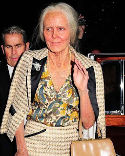 What Happen when Heidi Klum becomes Old Overnight