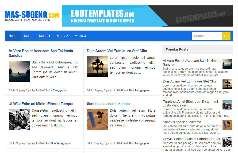 Download Template Mas Sugeng 2015