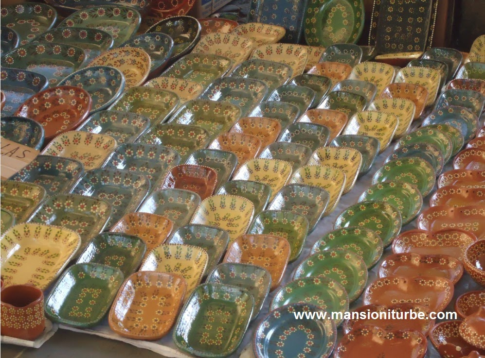 Michoacan Handicrafts in Patzcuaro during the Holy Week