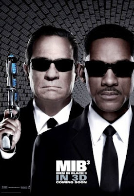 Hombres de negro 3 (Men in Black 3D)(2012).