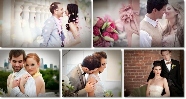 how to choose pictures for wedding album