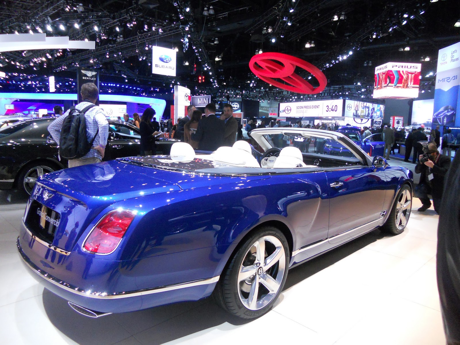 Bentley Wants a Piece of RR\'s Pie with Grand Convertible   Carscoops