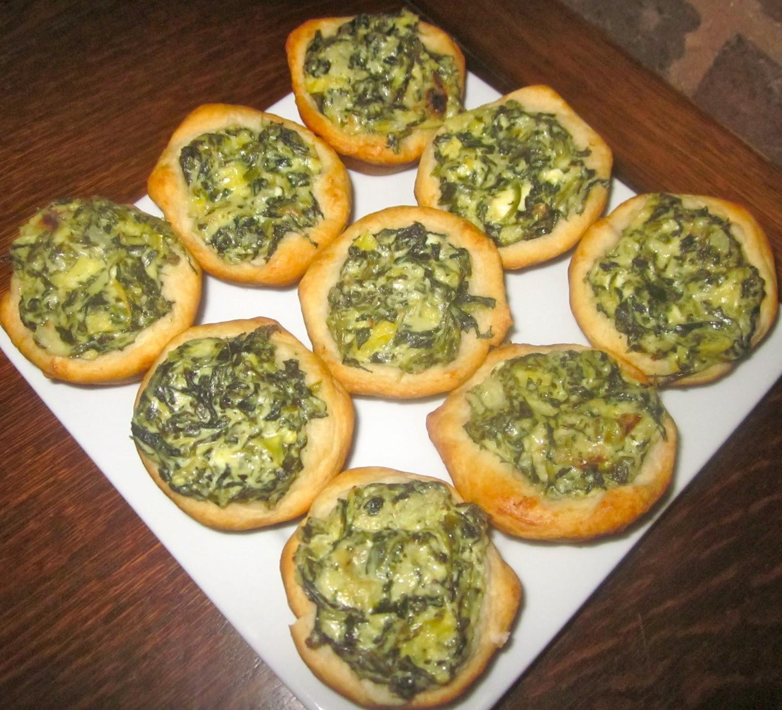 Spinach Artichoke Dip in Bread Bowl Mini Spinach-artichoke Dip