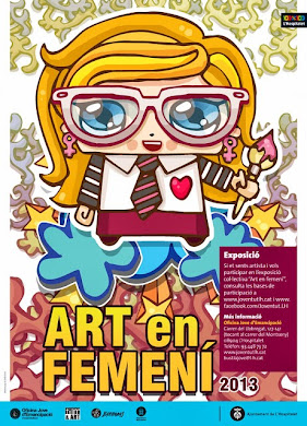 ART EN FEMENÍ 2013