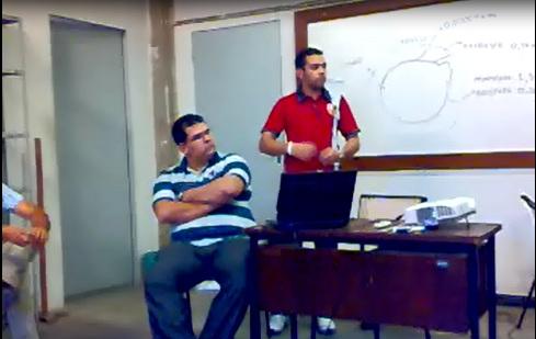 Especialização da URCA a nível de mestrado