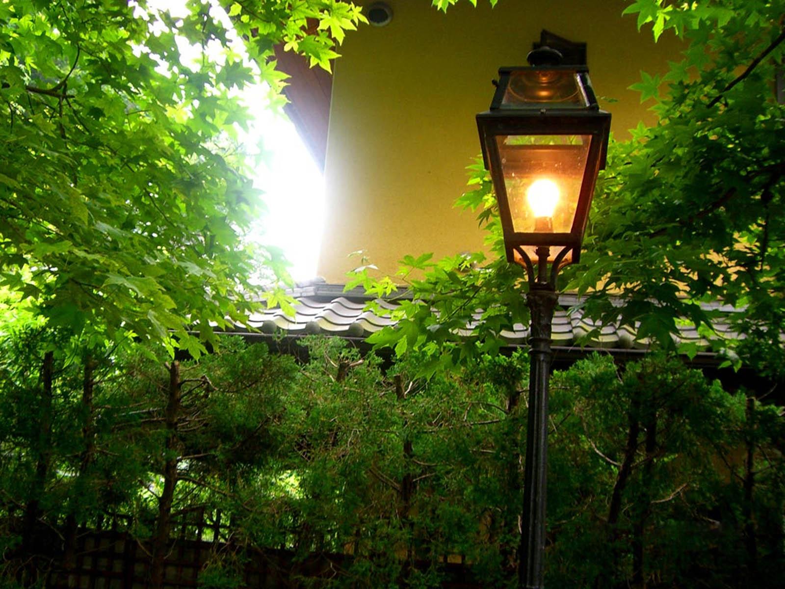 Wallpaper Street Lamps