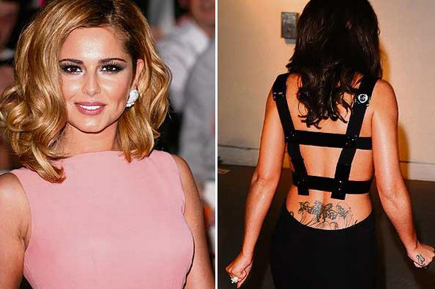 Cole Tattoos 3 Cheryl Cole Tattoos 4 Cheryl Cole Tattoos 5 Cheryl Cole