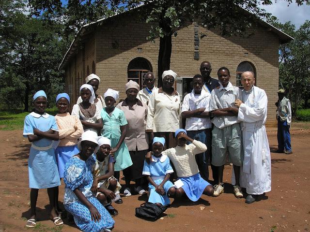 Catequsitas en Zimbabue