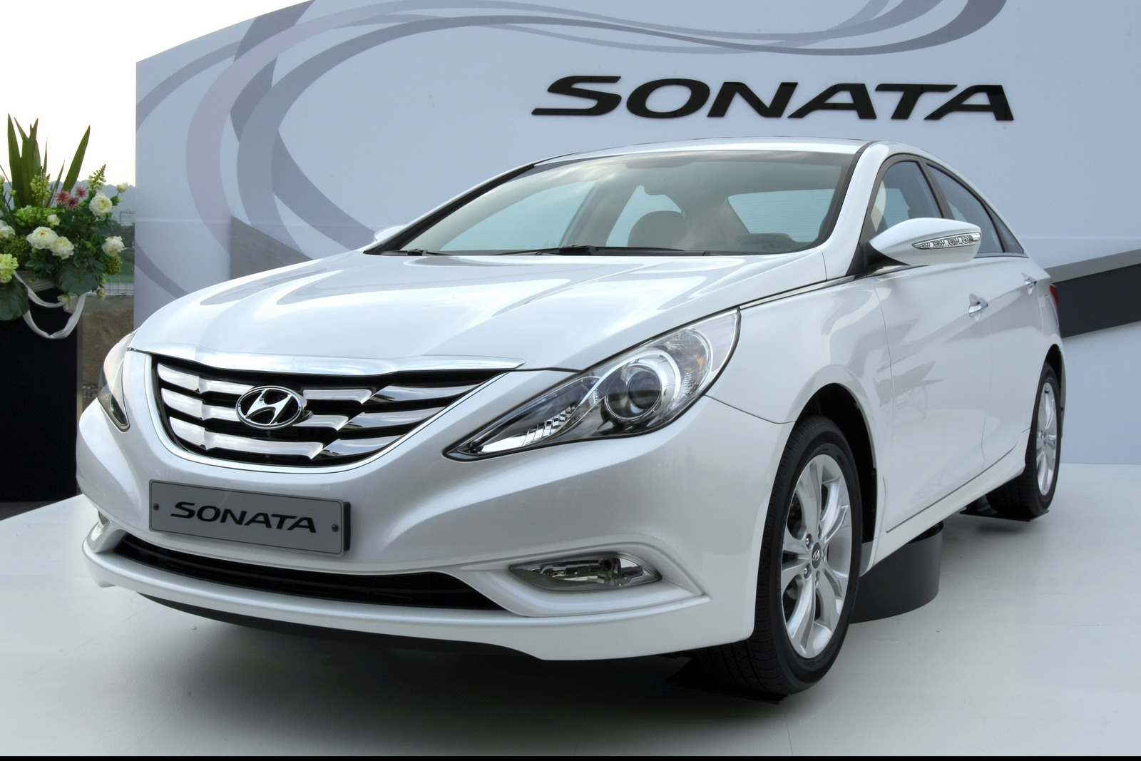 New Hyundai Sonata 2012