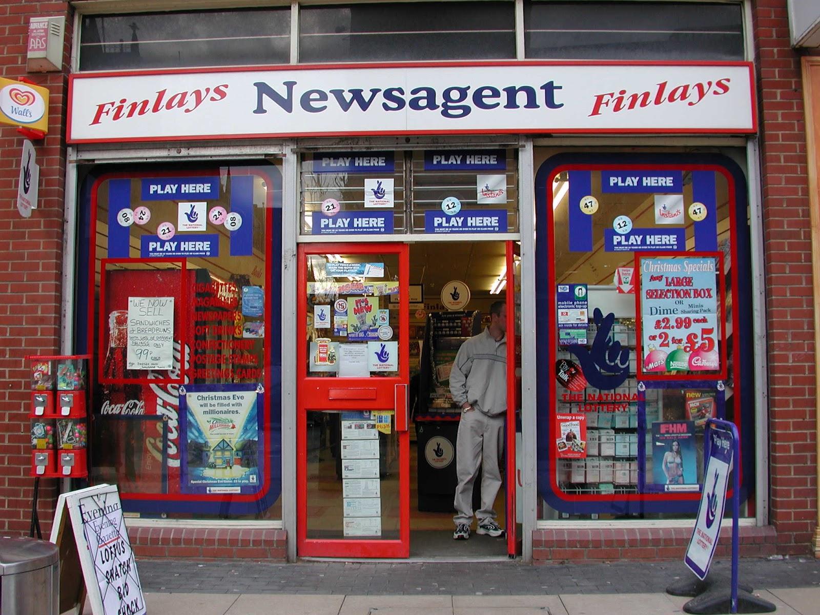 a comparison of sainsburys and pak newsagents for portfolio comparison