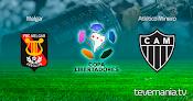 Melgar vs Atletico Mineiro en Vivo - Copa Libertadores