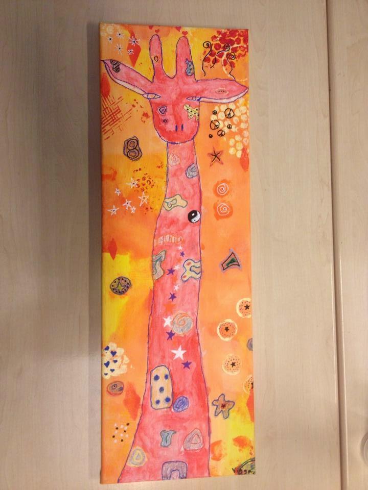 Giraf - DIY