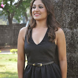 Prabhjeeth Kaur Hot Photo Gallery in Short Dress at Intelligent Idiot Movie Logo Launch 52