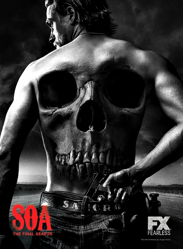 Póster: Sons of Anarchy (2008-2014)