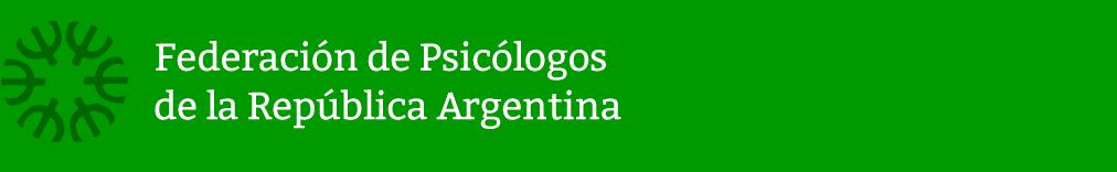 Federación de Psicólogos Argentina