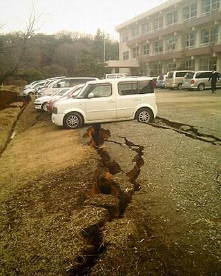 Gempa Bumi Kuat di Timur Laut Jepun