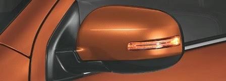 Spion Mobil Mitsubishi Outlander