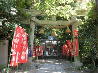 鎌倉八雲神社(大町)