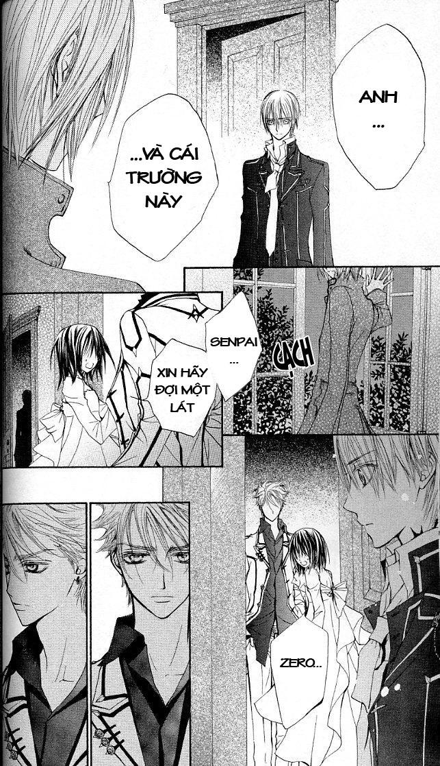 Vampire Knight Chapter 20 - Trang 45