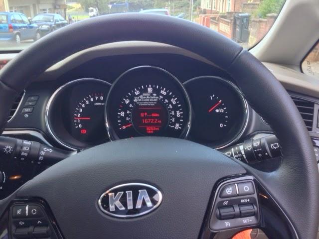 Kia Cee'd 3 Eco Dynamics 1.6 133bhp