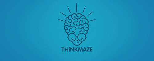 ThinkMaze Logo Design