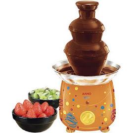 Aluguel de Fonte Chocolate