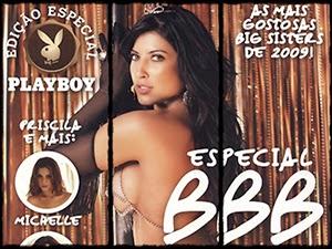 Gostosas Do BBB Na Playboy Especial
