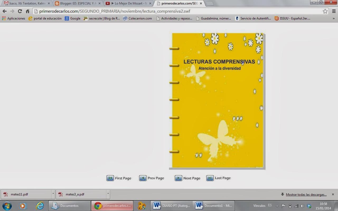 http://primerodecarlos.com/SEGUNDO_PRIMARIA/noviembre/lectura_comprensiva2.swf