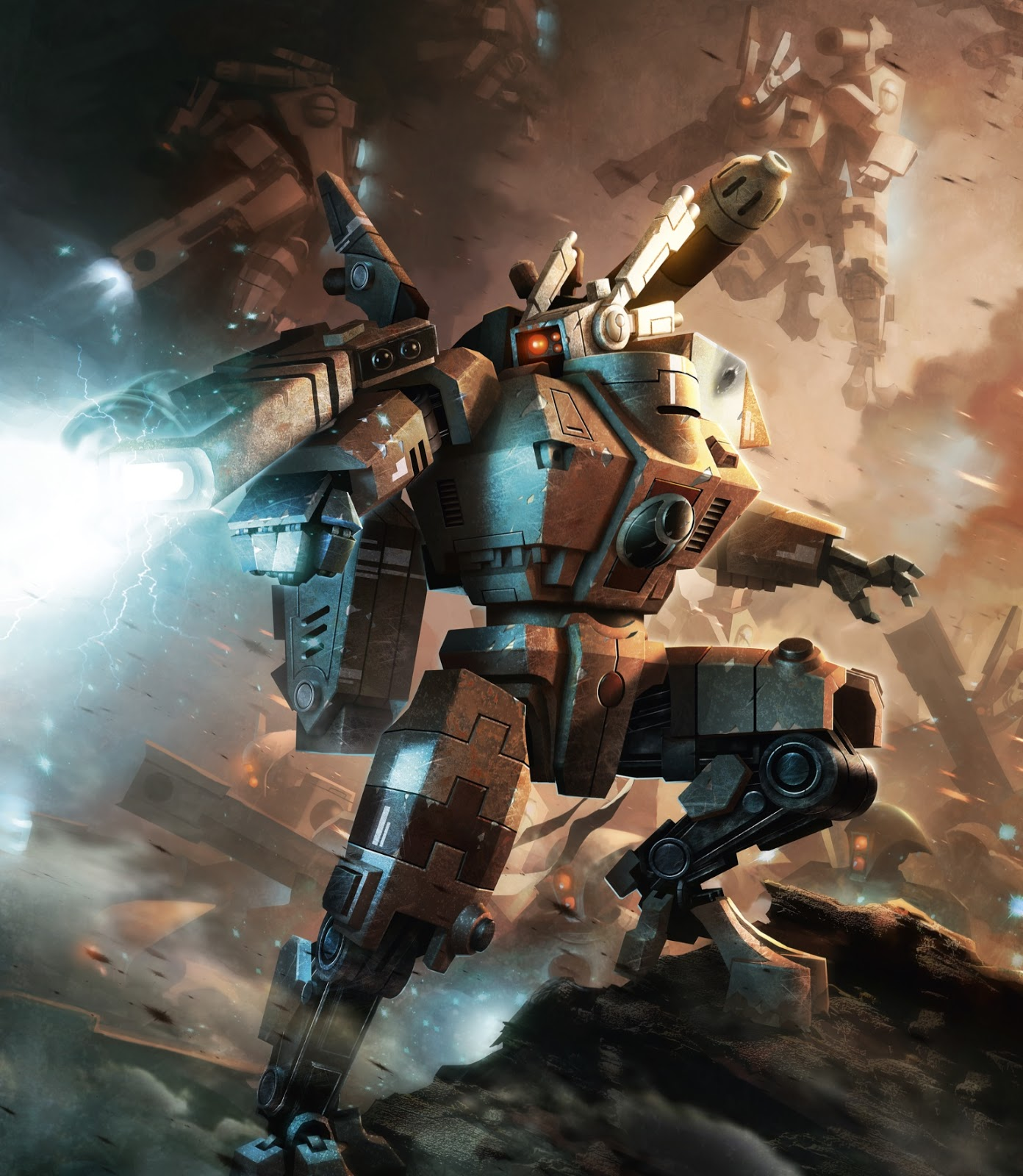 tau codex 8th edition release date 2018