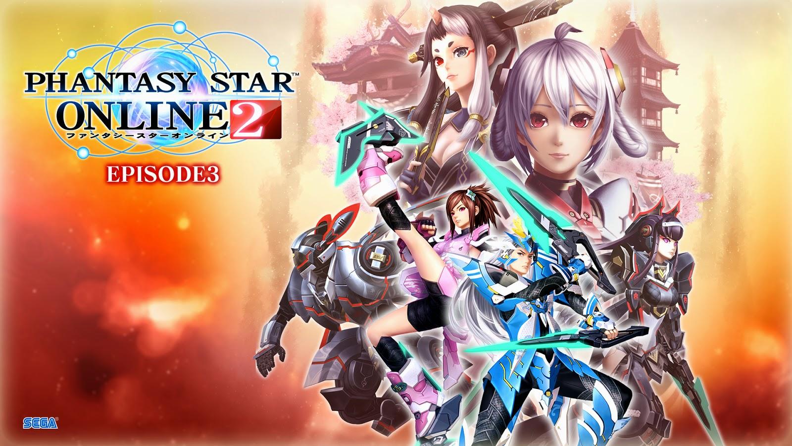 monaちゃんのノート: phantasy star online 2
