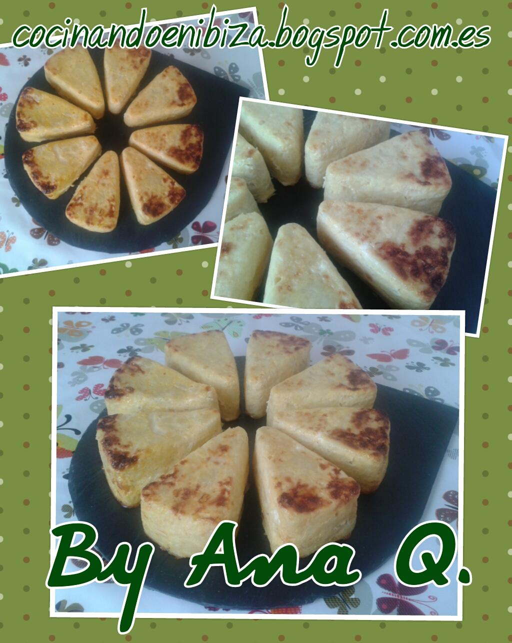 Cocinando En Ibiza Junio 2015 ~ Tortilla De Patatas Baja En Calorias