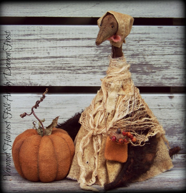 NO. 2 ~ The Pumpkin Ladye Of Widsbee County