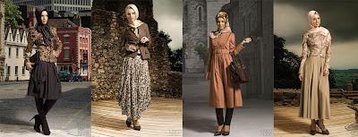 baju muslim modern+kantor Kumpulan Gambar Model Baju Kerja Wanita Muslimah Terbaru