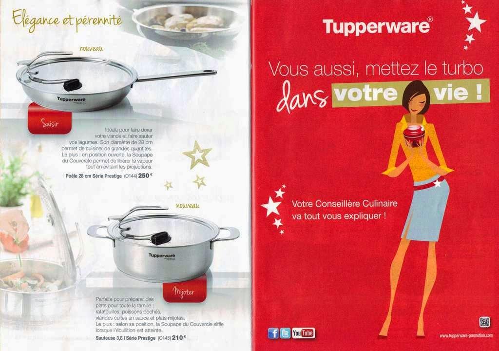 Honeysantupp la p 39 tite laeti novembre 2014 - Pieces detachees tupperware ...