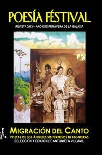 POESÍA FÉSTIVAL Año 2: MIGRACIÓN DEL CANTO: ISBN 9781936293063.