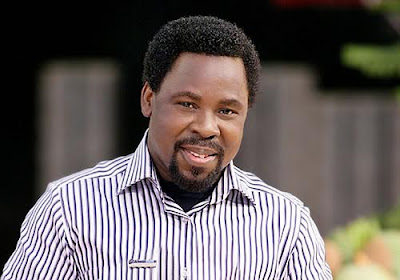TB Joshua in tribute to victims of building collapse says their death was unavoidable.