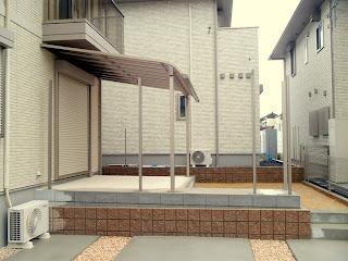 T様邸外構工事(3)