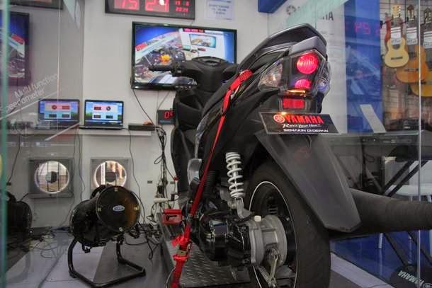 30 Hari Mesin Yamaha GT125 Hidup Non Stop