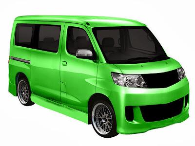Air Filter - Filter Udara Daihatsu Gran Max, Luxio