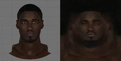 NBA 2K13 Roy Hibbert Cyberface NBA2K Mods