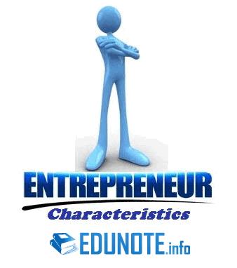 11 Characteristics of Entrepreneurship Process