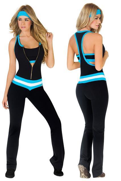 10 bellesalud moda para ir al gimnasio v deo tutorial for Deportivas para gimnasio