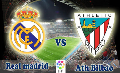Prediksi Skor Real Madrid vs Athletic Bilbao 17 November 2012