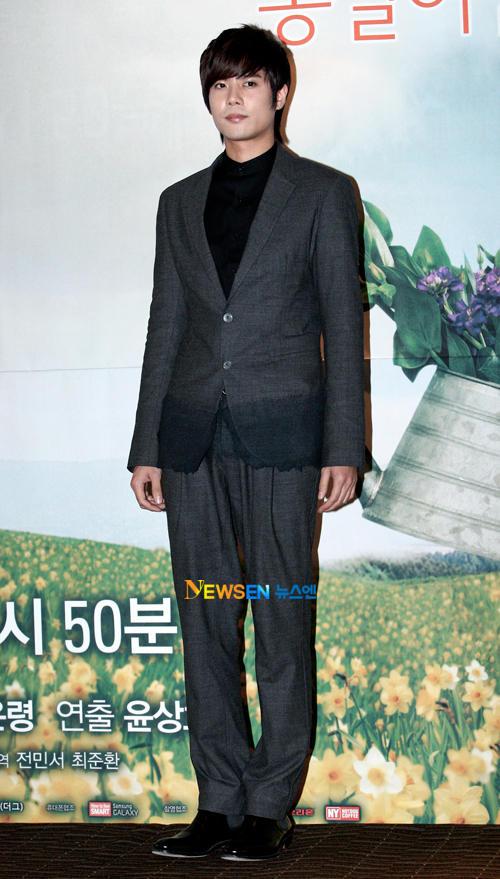 """[DRAMA] 23/08/2011 - Kim KyuJong @ """"Saving Mrs. Go BongShil"""" 12"""