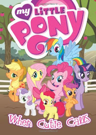 MLP My Little Pony Animated #2 Comic
