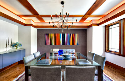 fresh vibrant dining area in contemporary style promoting modern minimalist furniture and stunning interiors
