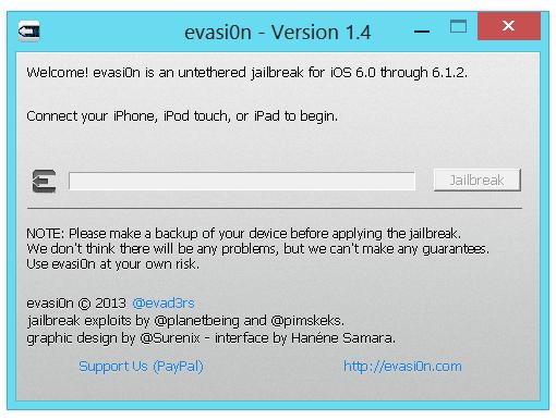 Как сделать jailbreak ios 613 ipad 2