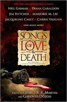 Cover of Songs of Love & Death edited by George R. R. Martin and Gardner Dozois