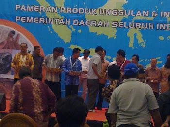 Juara III Stan Kabupaten Bangka