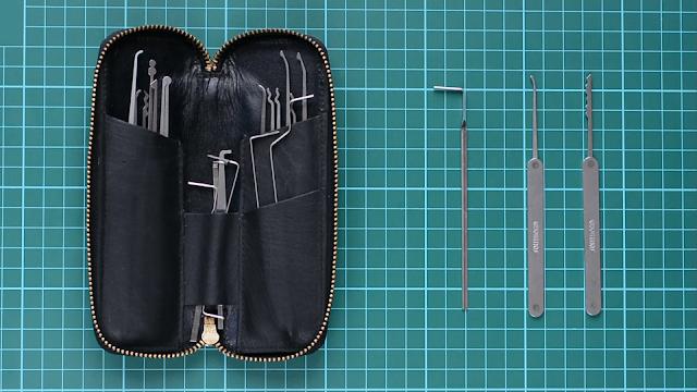 Lock Pick Materials